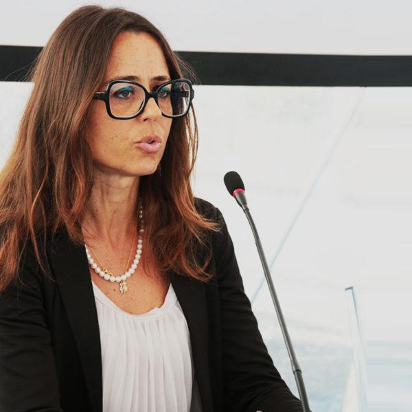 Lawyer Francesca d'Orsi